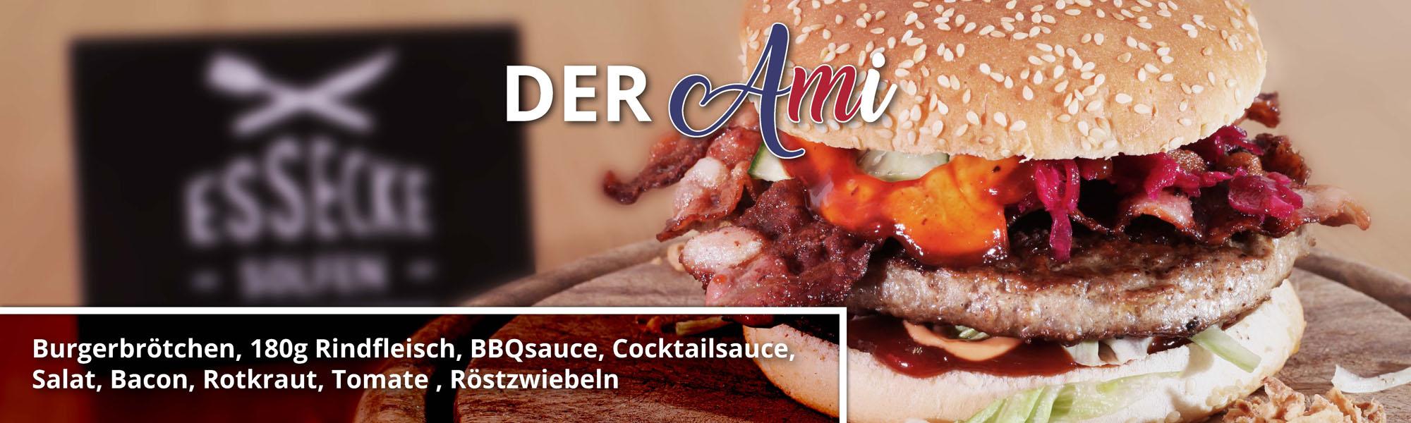 Essecke Solfen Lemgo Burger Der Ami