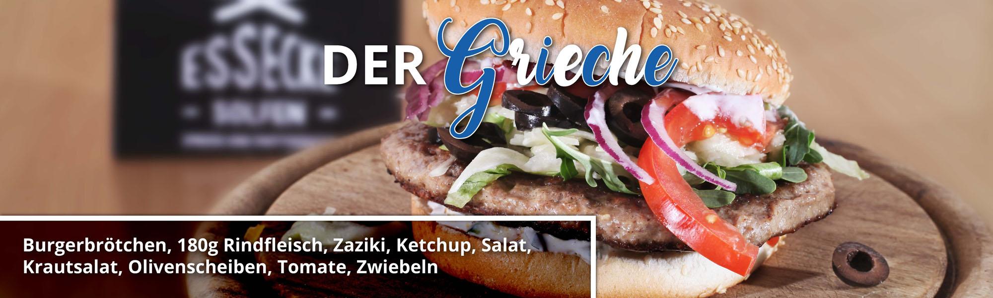 Essecke Solfen Lemgo Burger Der Grieche