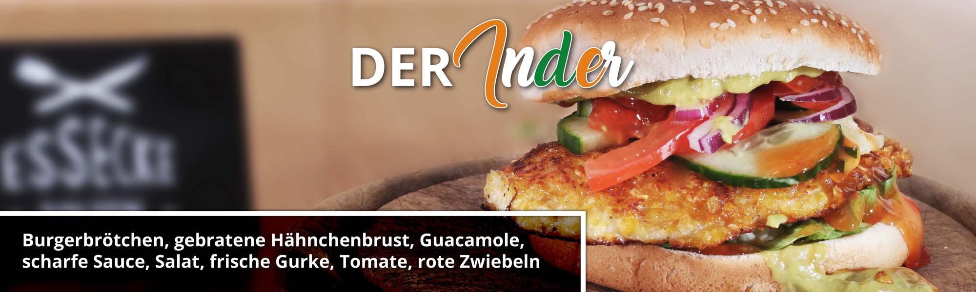 Essecke Solfen Lemgo Burger Der Inder