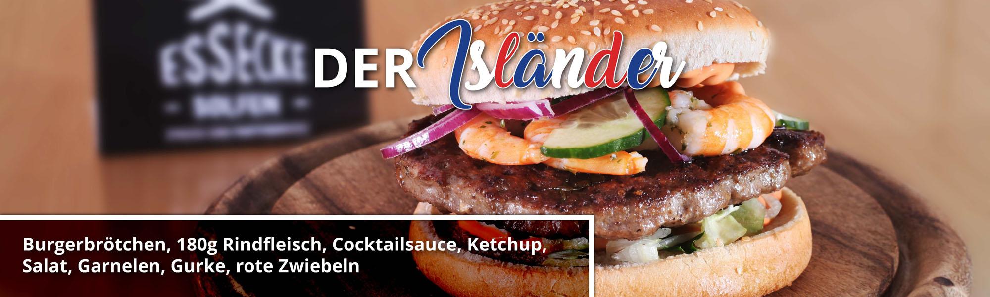 Essecke Solfen Lemgo Burger Der Isländer