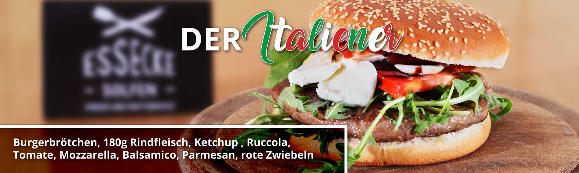 Essecke Solfen Lemgo Burger Der Italiener